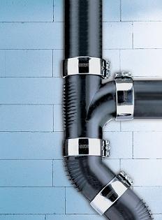 Sistema de drenagem em PE-Silent