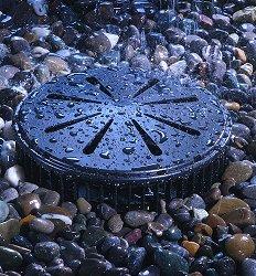 Geberit Pluvia - Sistema de drenagem de águas pluviais