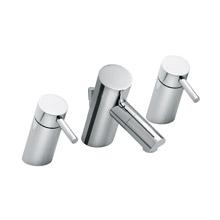 Misturadora 3 furos lavatório bimando - Série techno 465 - Ref.: 31130TH - CIFIAL