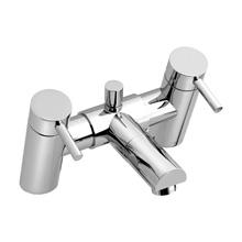 Misturadora de banheira/duche balcão 2 furos - Série techno 465 - Ref.: 31719TH - CIFIAL