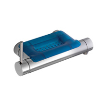 Monocomando duche exposto com chuveiro - Série techno 465 - Ref.: 32435THL/A/B - CIFIAL