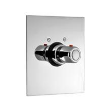 Monocomando embutido termostático 1 - Série techno 465 - Ref.: 35831TH - CIFIAL