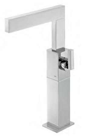 Monocomando Lavatório Alto Bica 200 mm – Série Urban – Ref.: URB050 – ASM