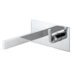 Monocomando Lavatório Parede Espelho Completo – Série Urban – Ref.: URB070 – ASM
