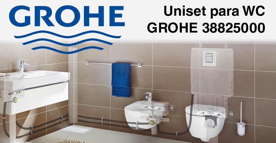 Uniset para WC – GROHE